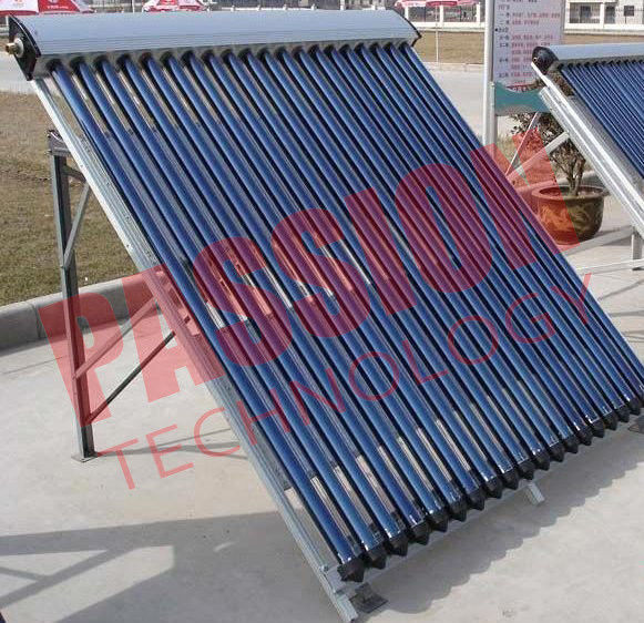 CE Approved Pool Solar Collector , Solar Heat Collector Aluminum Alloy Frame